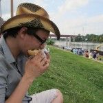 In Memphis essen auf einem Country-Festival