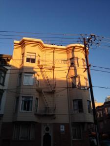 Könnte SIE ewig tun: Häuser gucken in San Francisco