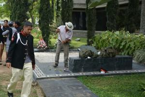 Der Grabpfleger von Escobar