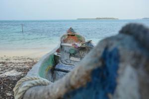 Türkises Wasser, traumhafte Inseln. Für den Luxus bezahle ich, zwei Generationen weiter, viel Geld