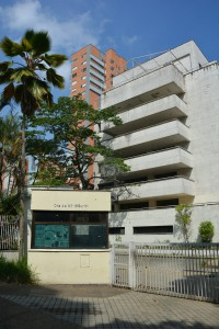 Escobars bescheidenes Zuhause