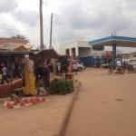 Markt in Uganda