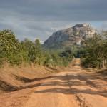 Vor uns die Straße. 4000 Kilometer durch Ost-Afrika